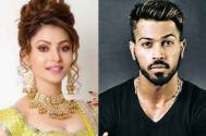 Urvashi Rautela makes first public appearance after refuting rumours of a relationship with Hardik Pandya