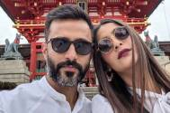Sonam Kapoor's adorable B'day wish for hubby Anand Ahuja