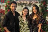 Karisma Kapoor shares adorable photo as cousin Armaan Jain gets engaged to girlfriend Anissa Malhotra
