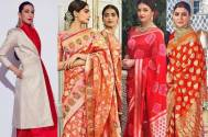 National Handloom Day 2019: These Bollywood actresses flaunt traditional weaves gracefully
