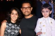 Aamir Khan's kids Ira Khan and Azad Rao Khan look CUTE in THIS picture