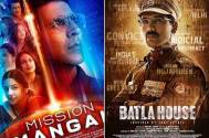Who will win the battle: Akshay Kumar's Mission Mangal or John Abraham's Batla House?