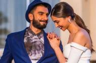 Must Watch: LOVEBIRDS Ranveer Singh and Deepika Padukone ADORABLY walk hand-in-hand in London