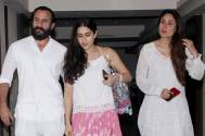Sara Ali Khan and Kareena Kapoor Khan