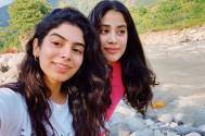 THIS picture of Janhvi and Khushi Kapoor will give you sibling goals