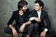 Shahid Kapoor's sweet wish for brother Ishaan Khatter as he starts shooting for Khaali Peeli