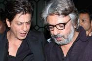 Sanjay Leela Bhansali NOT making Inshallah with Shah Rukh Khan