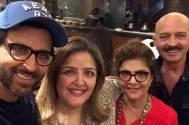 Sunaina Roshan breaks up with boyfriend; reunites with family