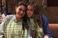 #Cheatday: Sara Ali Khan, Amrita Singh savour a giant dosa
