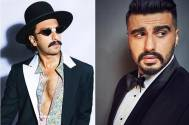 Go bonkers on Arjun Kapoor's reaction to Ranveer Singh showing off his chest hair!