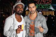 OMG! Varun Dhawan's funny take on Remo D'Souza marrying his wife thrice!