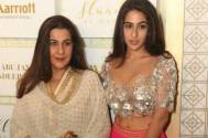Sara Ali Khan's cheat meal with mom Amrita Singh will make you laugh!