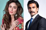 Check out how Kareena Kapoor gives an epic reaction to Ranveer Singh