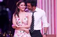 Alia Bhatt and Ranbir Kapoor did something special for her...