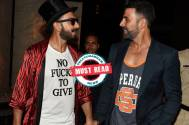 From clicking a picture with Akshay in his childhood and to starring with him in a movie: Ranveer Singh's inspirational journey