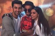 Deepika Padukone's take on difference between Ranbir Kapoor and Ranveer Singh's acting style
