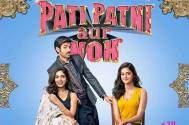 Kartik Aaryan, Bhumi Pednekar, Ananya Panday starrer Pati Patni Aur Woh's new quirky poster is out