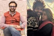 Saif Ali Khan REACTS to Sara Ali Khan and Kartik Aaryan's relationship