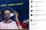 Fans are loving the newest motion poster from Sunny Singh's latest movie 'Ujda Chaman'