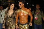 Indian Super League: Tiger Shroff and Disha Patani perform at opening ceremony