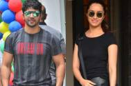 Street Dancer's Varun Dhawan and Shraddha Kapoor look stylish in black; check photos