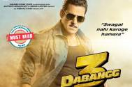 Dabangg 3 trailer impresses the audience; trending on social media platforms