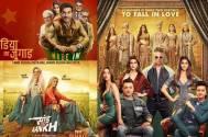 Akshay Kumar, Rajkummar Rao, Tapsee Panu, and Bhumi Pednekar to clash at the box office this DIWALI weekend
