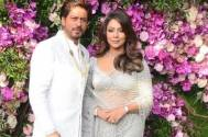Shah Rukh Khan and Gauri Khan's 28th WEDDING anniversary; check the MONOCHROME photo