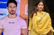 Video Alert: Janhvi Kapoor's role reversal at the gym is spot on, Tiger Shroff's amazing dances moves on Karisma Kapoor's Le Gay