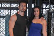 Tiger Shroff and sister Krishna Shroff will be inaugurating their second MMA accredited gym in Bareilly soon!