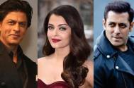 Is Salman Khan praising Shah Rukh Khan for saving Aishwarya Rai Bachchan's manager from a fire at Diwali?