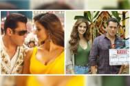 """Salman sir has always been an inspiration to me"", says Disha Patani on working with Salman Khan"
