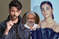 Hrithik Roshan and Alia Bhatt