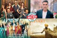 Akshay Kumar becomes the first actor to give three consecutive 150 cr + gross movie in a year