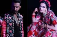 Deepika Padukone & Ranveer Singh burn the dance floor at a friend's wedding