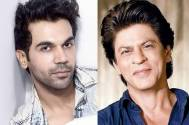 Rajkummar Rao enjoys his fanboy moment with SRK