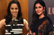 Saina Nehwal is a DIVA; check out her GORGEOUS photo with Katrina Kaif