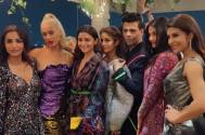 Katy Perry, Aishwarya Rai, Alia Bhatt, Malaika Arora and Jacqueline Fernandez pose for a STYLISH photo