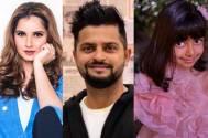 Sania Mirza and Suresh Raina shower love on Aishwarya Rai Bachchan's daughter's adorable photos