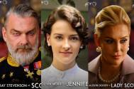 S.S. Rajamouli's upcoming 'RRR' announces Ray Stevenson, Olivia Morris and Alison Doody joining the stellar cast; Character post