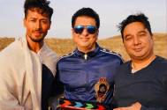 Sajid Nadiadwala joins Tiger Shroff in Serbia during Baaghi 3 shoot; The picture is a treat for the excited fans!