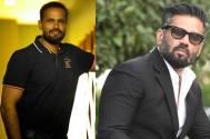 Yusuf Pathan likes Suniel Shetty's never ending LOVE for cricket