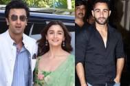 Alia Bhatt, Ranbir Kapoor, and others spotted at Armaan Jain's birthday bash