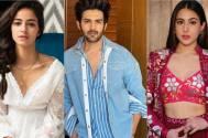 Kartik Aaryan's latest social media post has an Ananya and Sara connection!