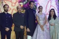 Devansh Barjatya takes 'saat phere' with Nandini