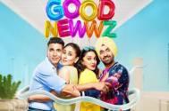 Akshay Kumar, Kareena Kapoor, Diljit Dosanjh and Kiara Advani look all tired in the latest Good Newwz poster