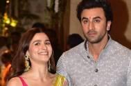 Ranbir Kapoor and Alia Bhatt get 'SERIOUS' on the sets of Bramhastra