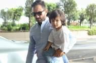 THIS is what Saif Ali Khan does to calm down  son Taimur Ali Khan