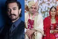 Aamir Khan congratulates Babita Phogat and Vivek Suhag; wishes them a happy married life