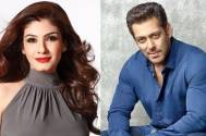 Salman Khan's throwback picture with Raveena Tandon's daughter is adorable